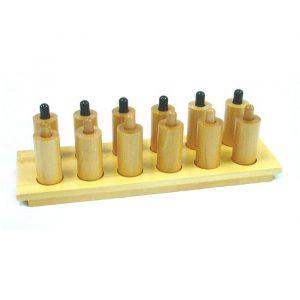 Cilindros de presión Montessori