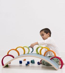 tabla curva wobbel board
