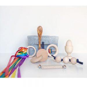 Kit bebe Montessori Marzo 2019