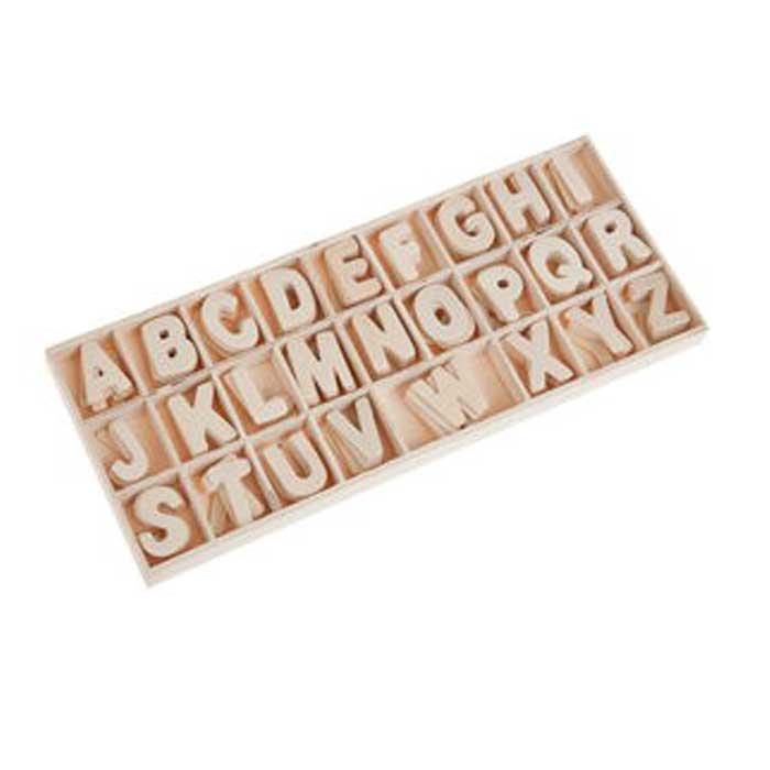 Alfabeto móvil mayúsculas