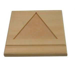 Base para escalera de perlas Montessori
