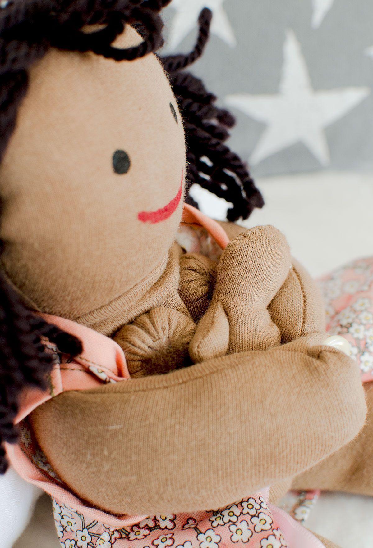 Muñecas de parto y lactancia
