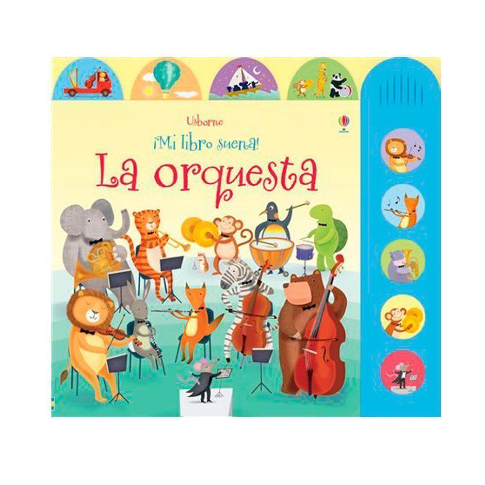 Mi libro suena La Orquesta