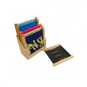 Módulo para bastidores Montessori, 6 huecos