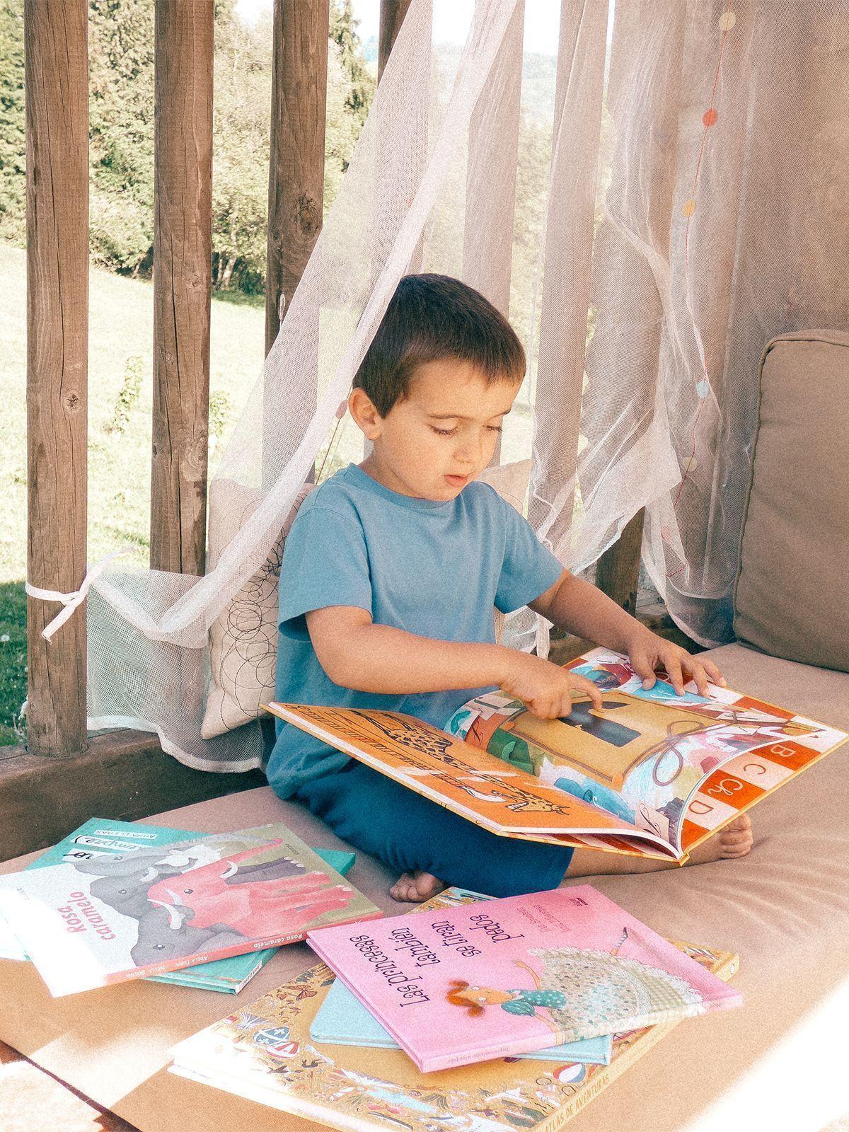 Un rinc n de lectura para el verano en s lo 5 pasos for Rincon lectura