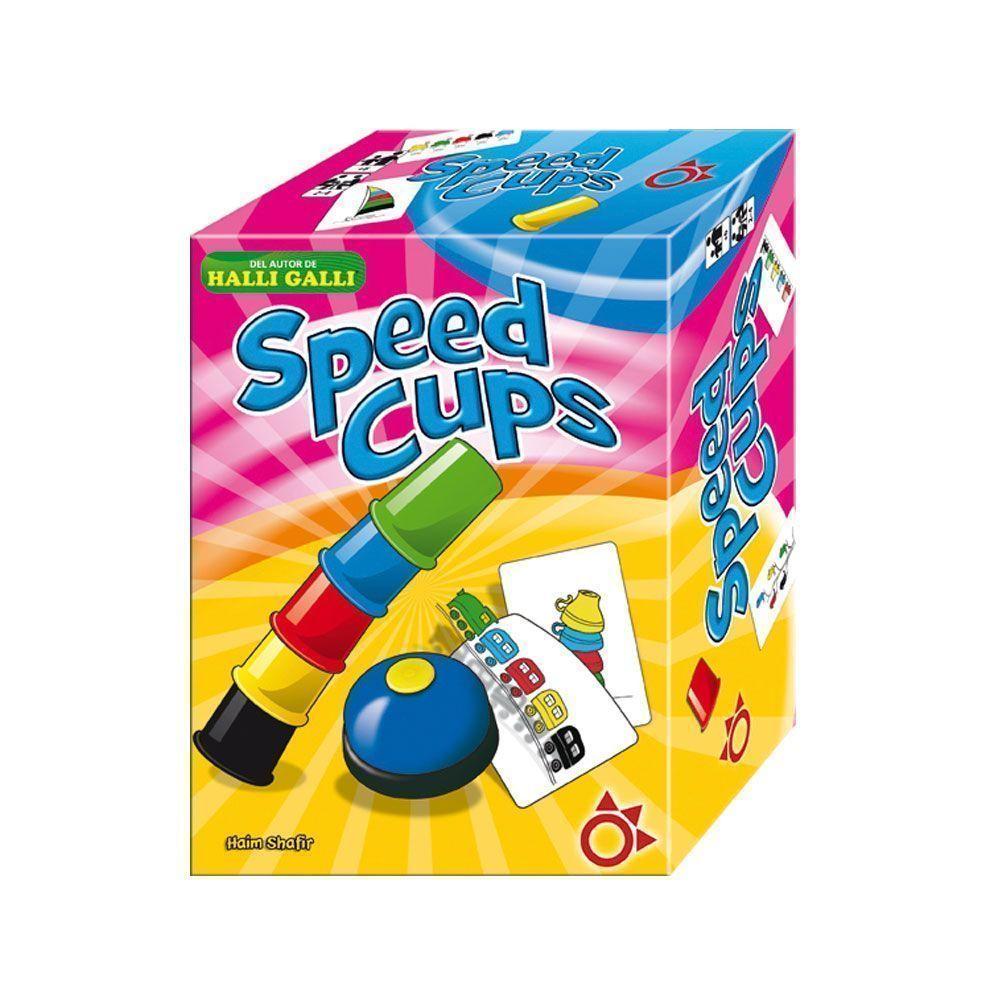 Speed cups juego de mesa