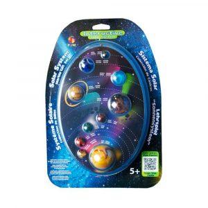 Canicas del sistema solar