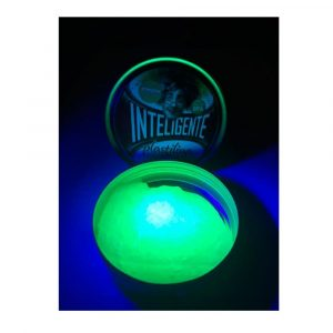 Plastilina inteligente fluorescente ectoplasma
