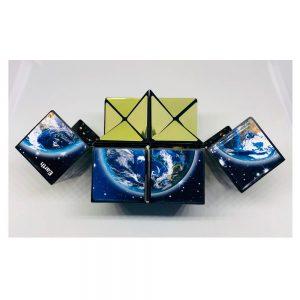 Star cube cosmos