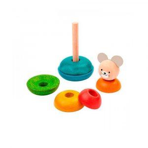 Apilable ratón