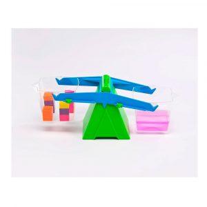 Balanza con cubos 1litro