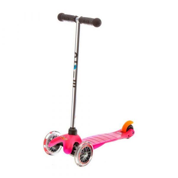 Patinete mini micro rosa