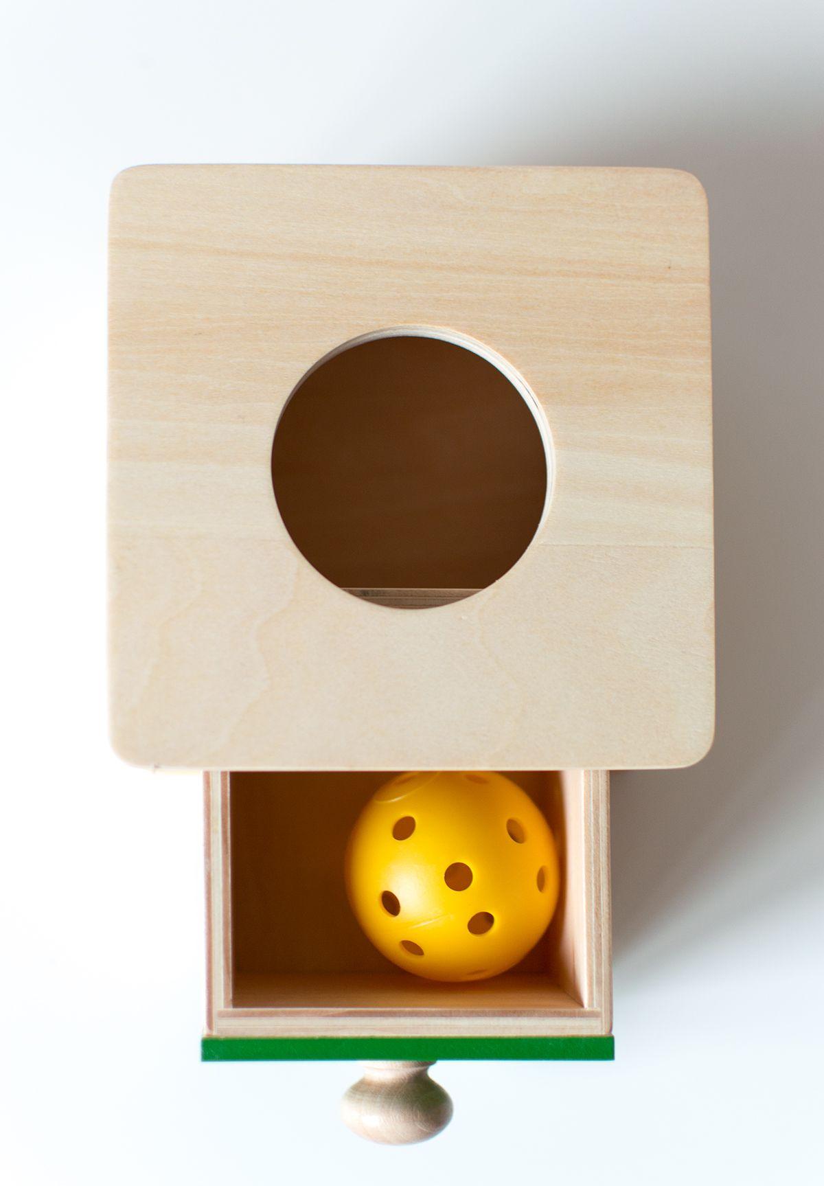 Por Que Las Cajas De Permanencia Son El Material Montessori Estrella