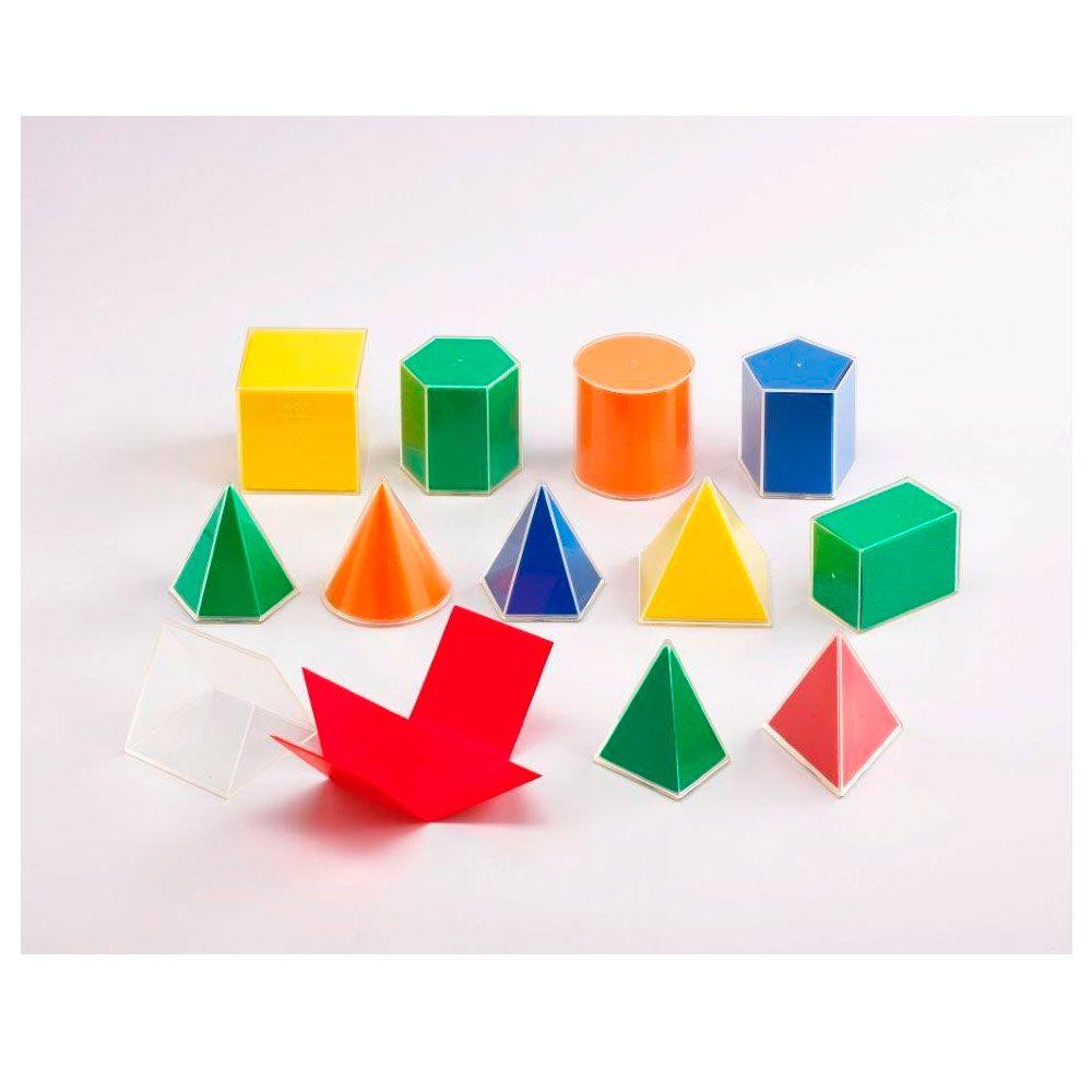 Figuras Sólidas Geométricas Plegables Alupé