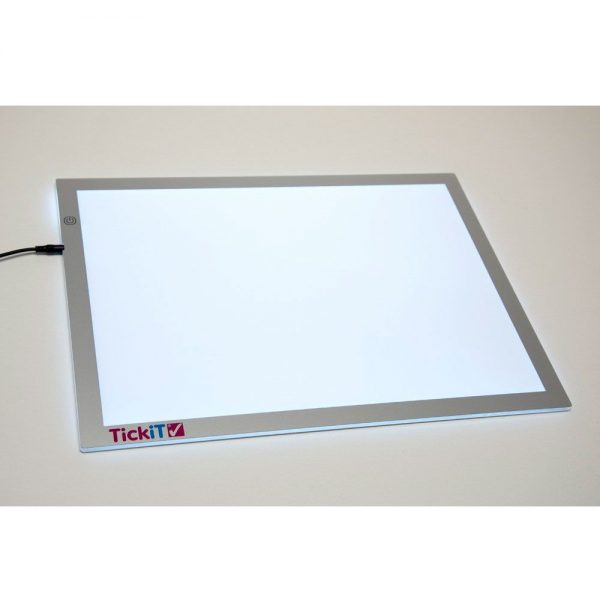 Mesa de luz de led portatil A2