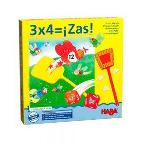 3x4=Zas Haba