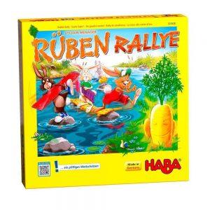 Rally de zanahorias Haba