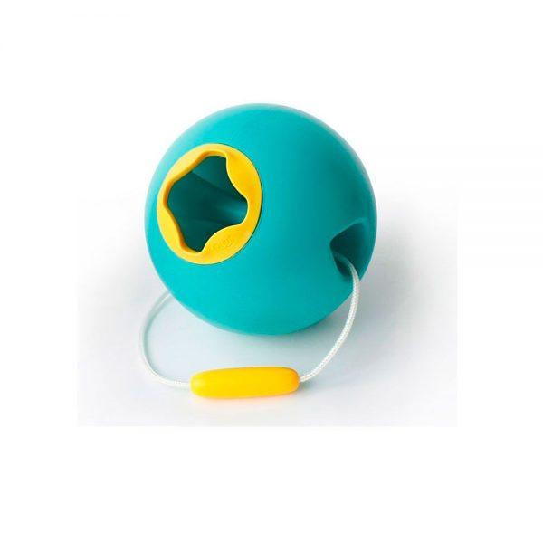 Cubo ballo azul