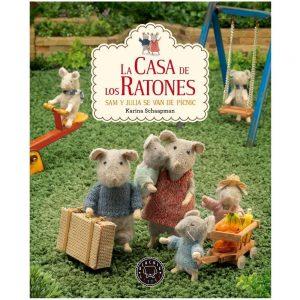 LA CASA DE LOS RATONES SAM Y JULIA SE VAN DE PICNIC