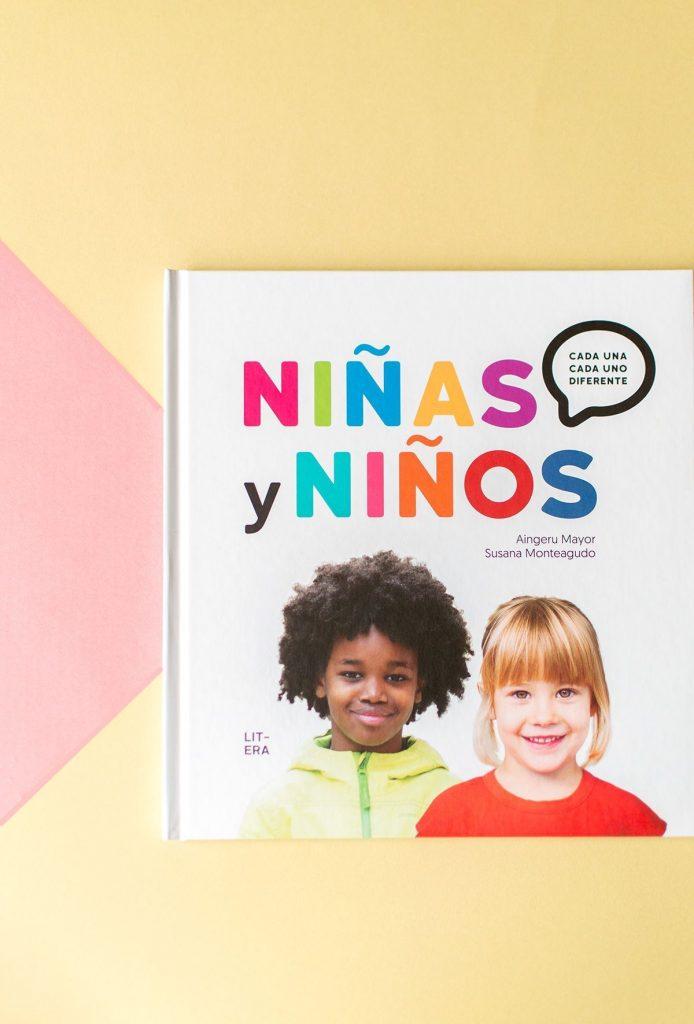 Libro infantil sobre diversidad