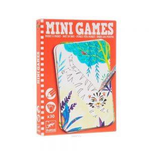 Mini juegos unir puntos Elisa