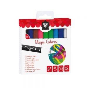 Rotuladores mágicos
