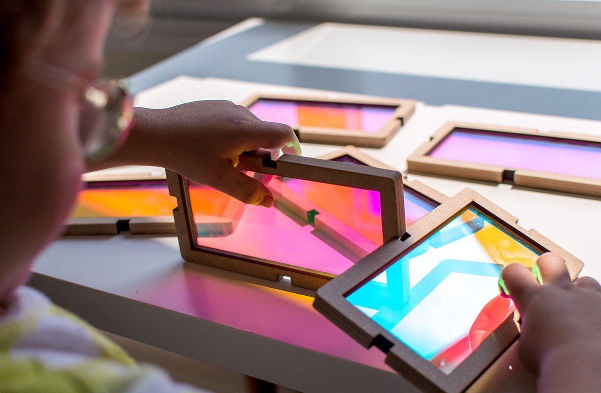 e-radiant placas reflejos