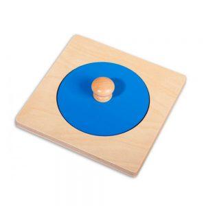 Puzzle círculo Montessori