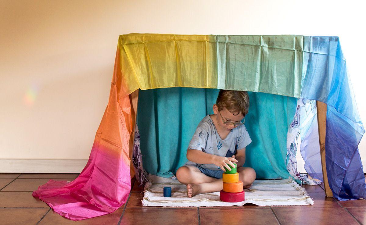 casitas para niños
