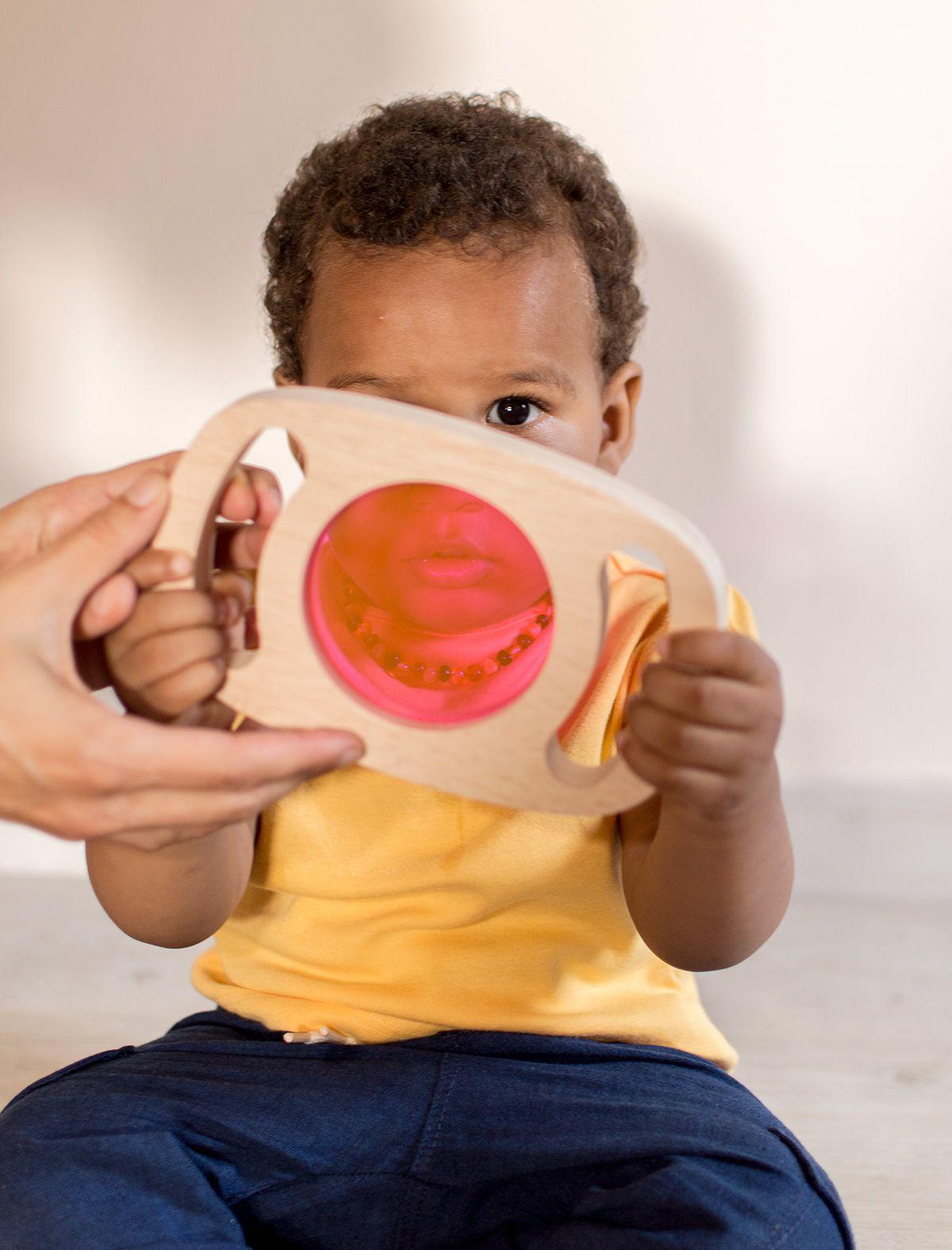 Juegos de reflejos para bebés
