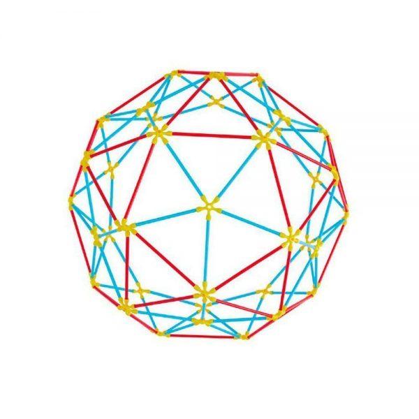 Estructuras geodésicas flexistick