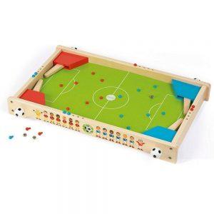 Futbolín petacos de madera