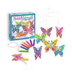 Kit móvil de mariposas
