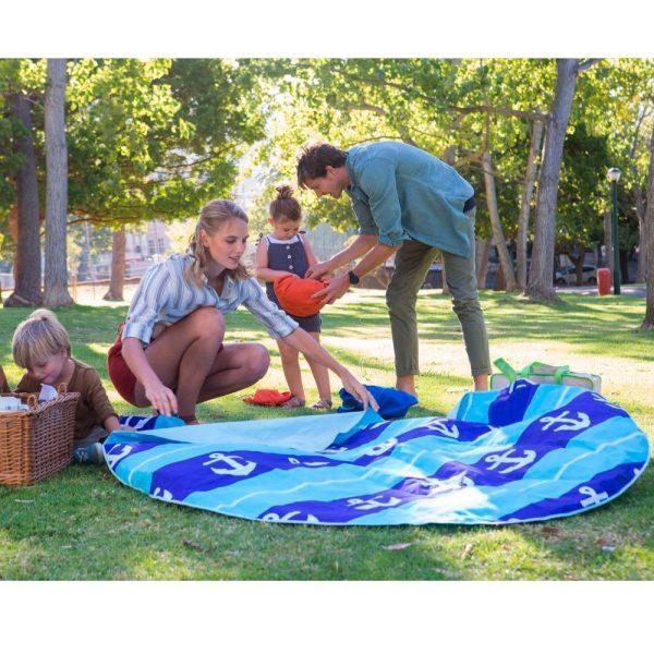 Manta impermeable piscina