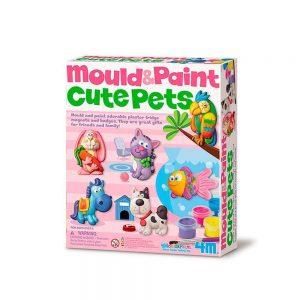 Moldea y pinta mascotas