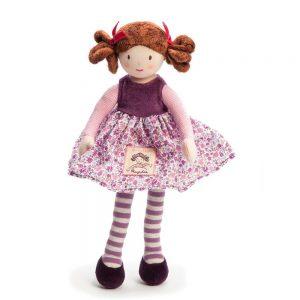 Muñeca de trapo Tilly