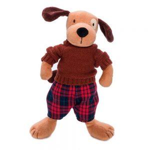 Muñeco de trapo Oscar el perro