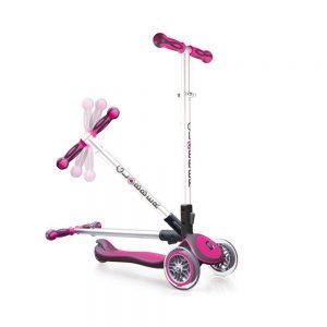Patinete elite rosa