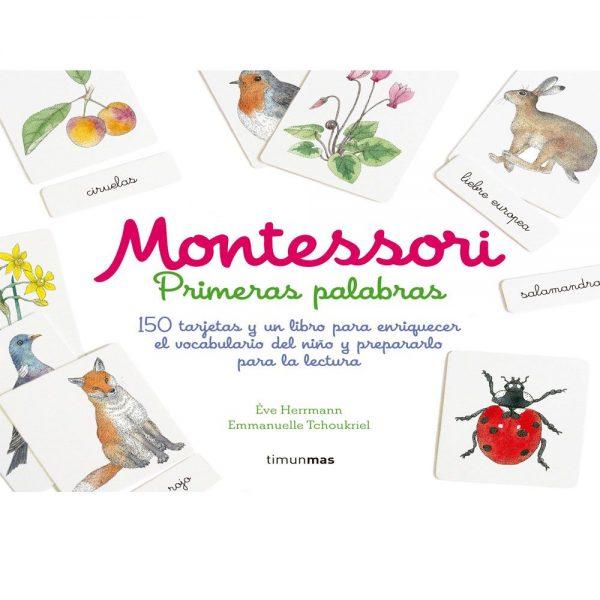 Primeras palabras Montessori