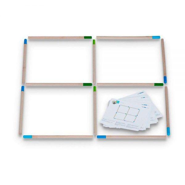 Puzzle de cerillas