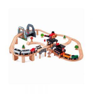 Circuito de tren minero