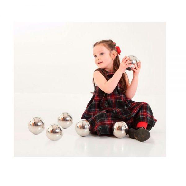 Set de bolas reflectantes misteriosas