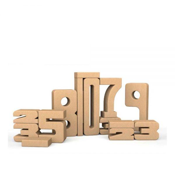 Sumblox números 43 piezas