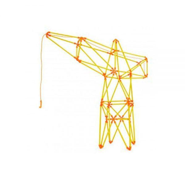 Construcción grúa de vigas flexistick