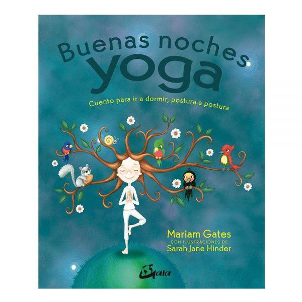 Buenas noches yoga cuento para dormirse postura a postura
