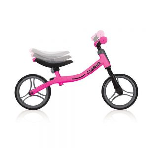 Globber go bike rosa bicicleta de equilibrio sin pedales