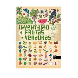 INVENTARIO ILUSTRADOS DE FRUTAS Y VERDURAS