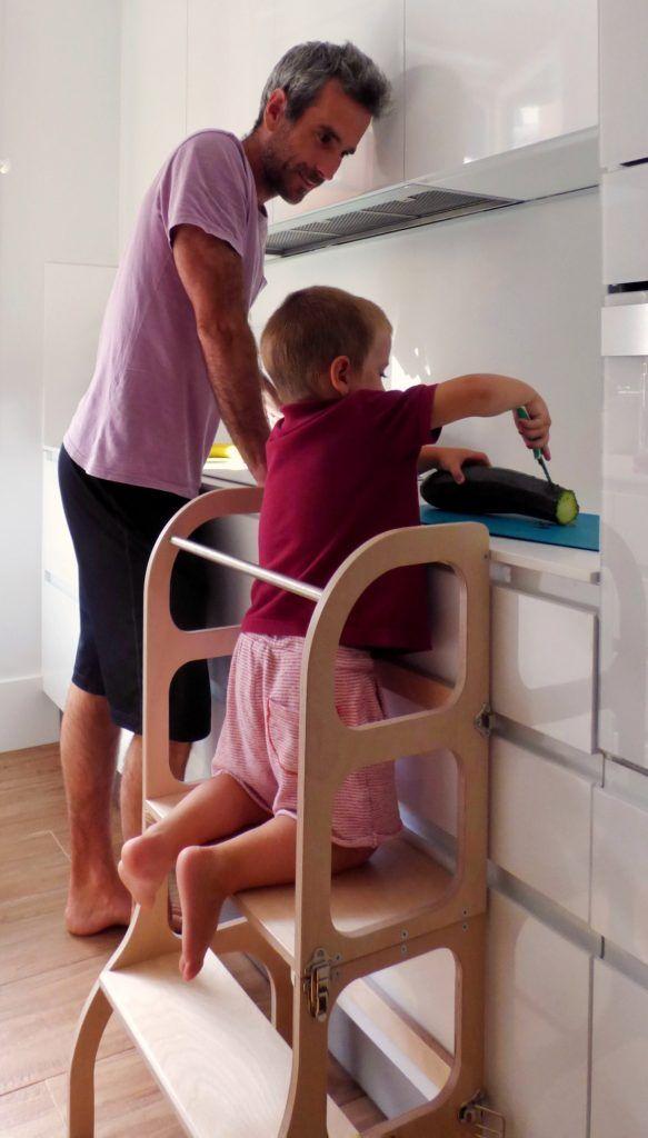 ambiente preparado cocina