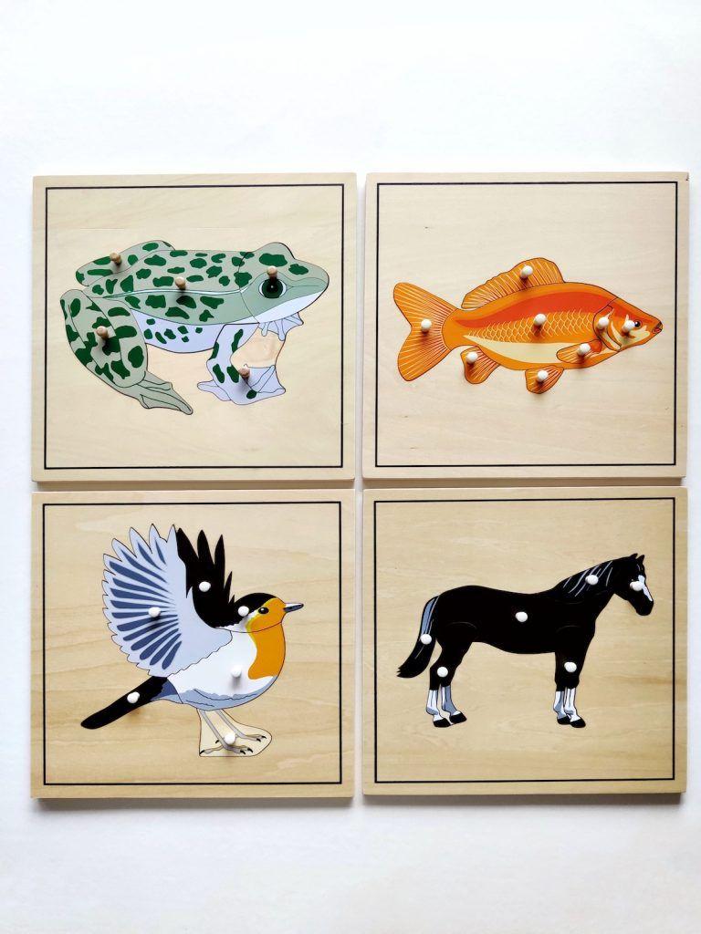 puzzles Montessori