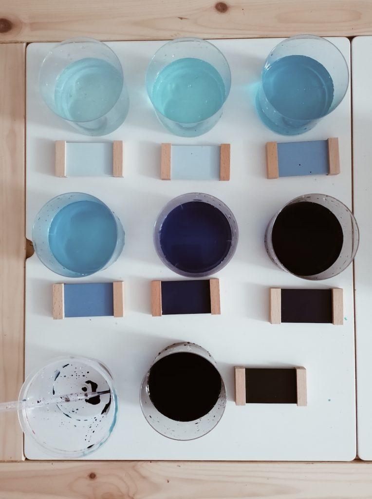 Caja de color número 3 propuesta de actividad